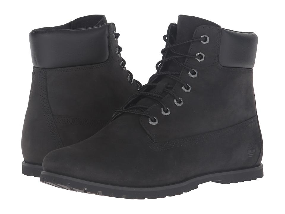 Timberland - Joslin 6 Boot (Black Nubuck) Women