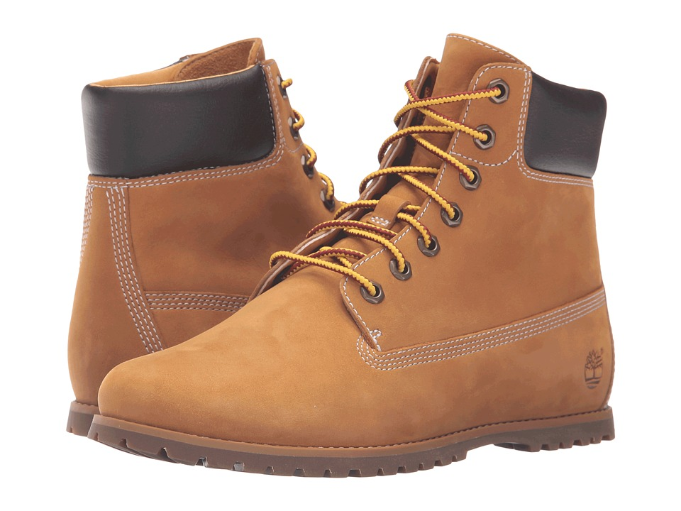 Timberland - Joslin 6 Boot (Wheat Nubuck) Women
