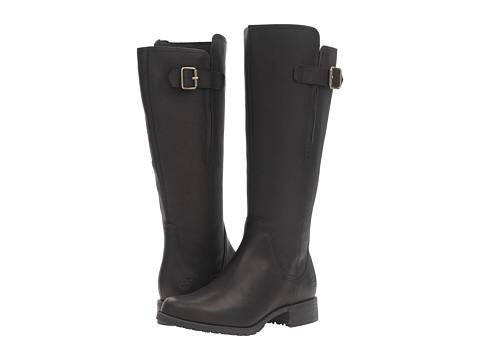 Timberland Banfield Tall All Fit Waterproof Boot - Black Full Grain