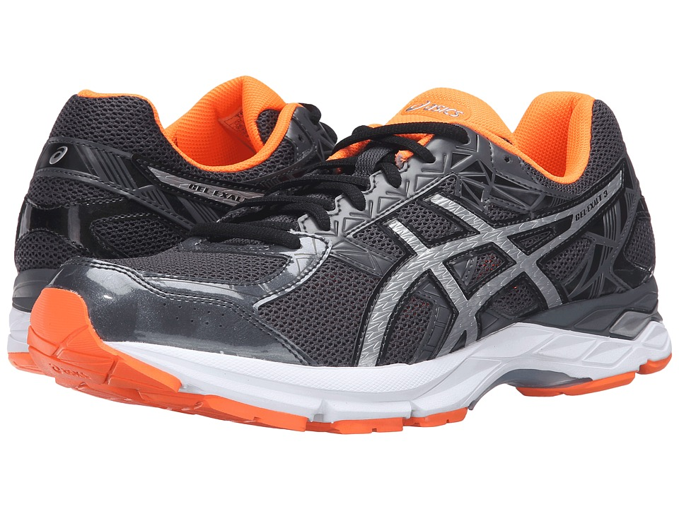 ASICS Gel-Exalt 3 (Dark Grey Orange) Men