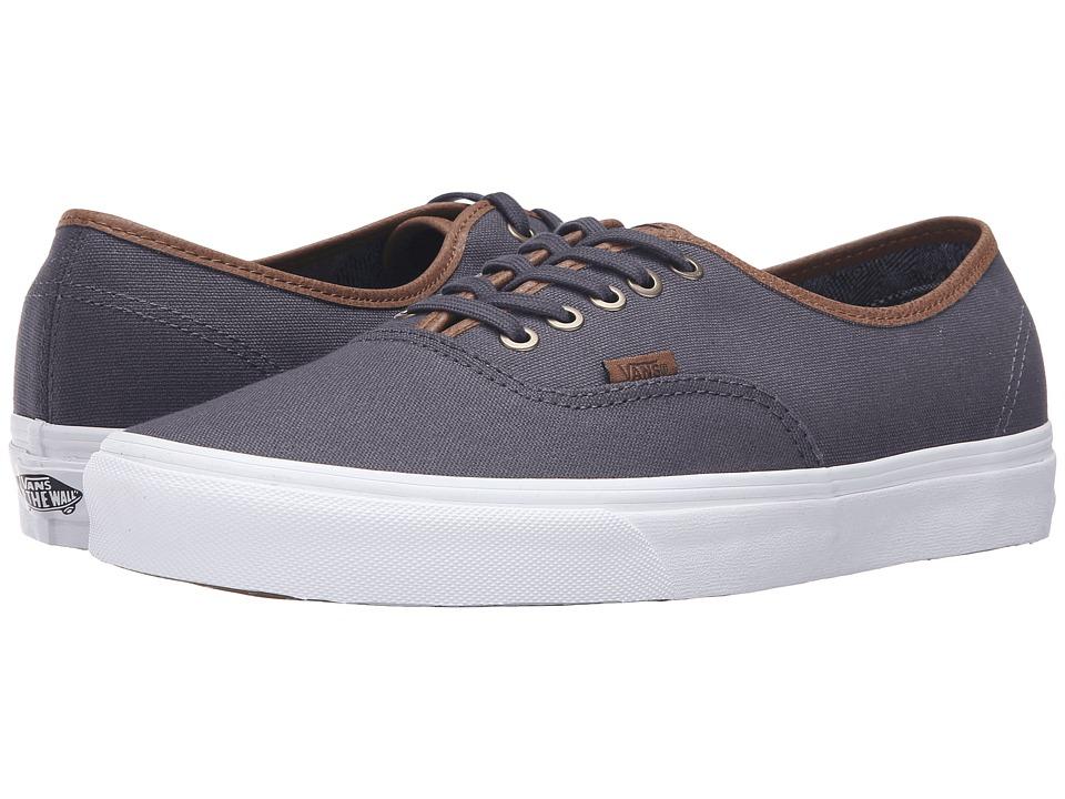 Vans - Authentic ((C&L) Periscope/True White) Skate Shoes