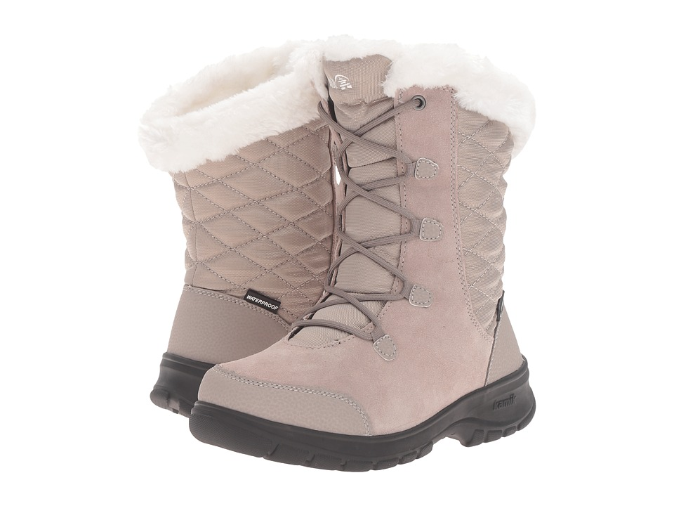 Kamik Boston 2 (Taupe) Women's Cold Weather Boots