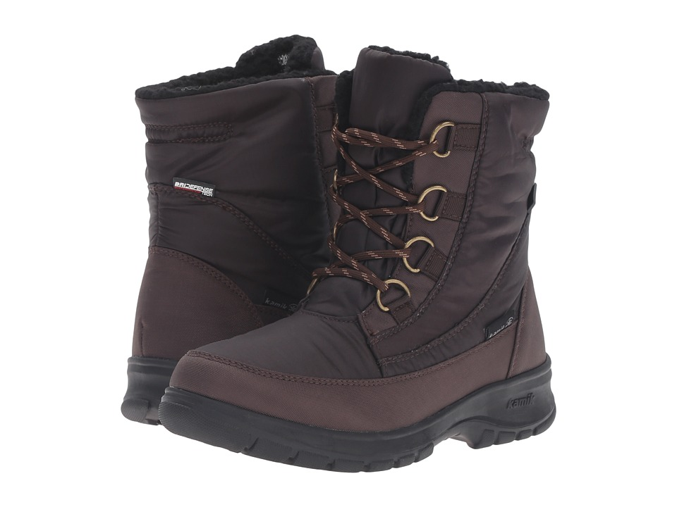 Kamik Baltimore (Dark Brown 2) Women