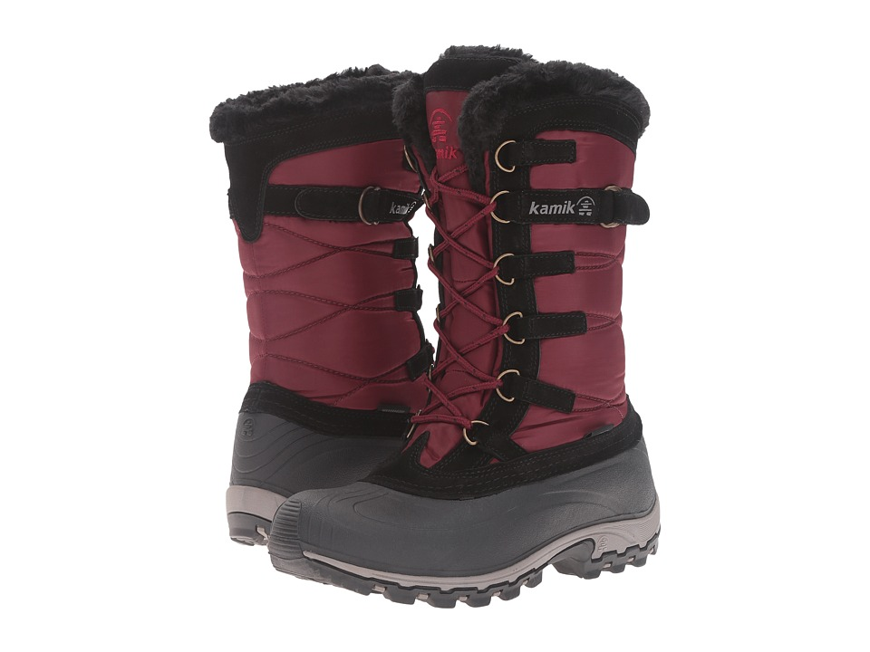 Kamik - Snowvalley (Burgundy) Women