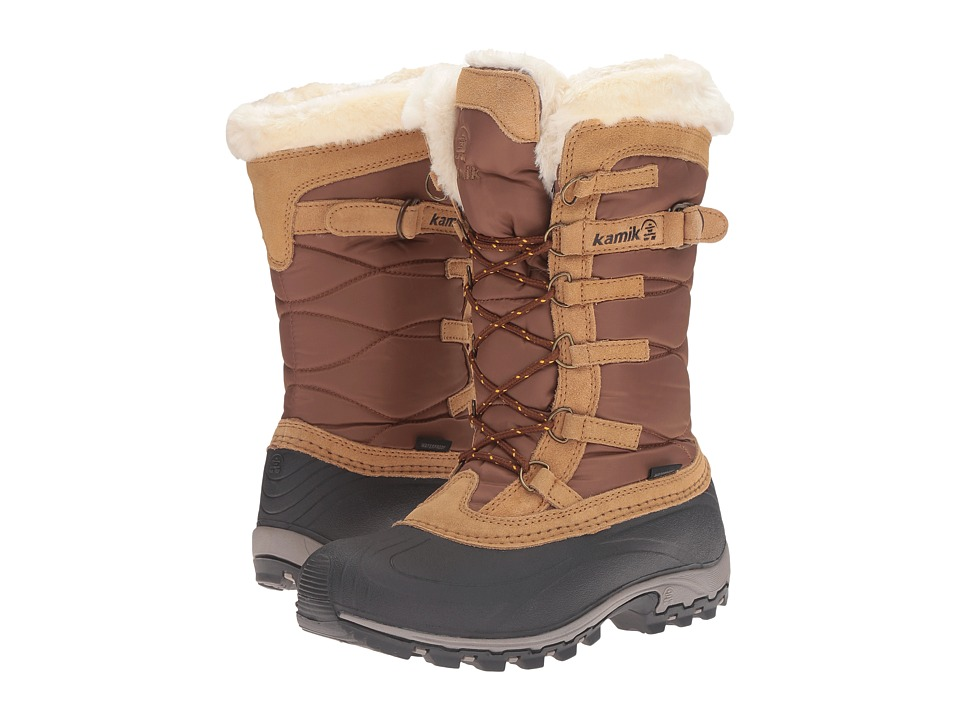Kamik - Snowvalley (Tan) Women