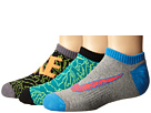Nike Kids 3-Pack Graphic Cotton Cush