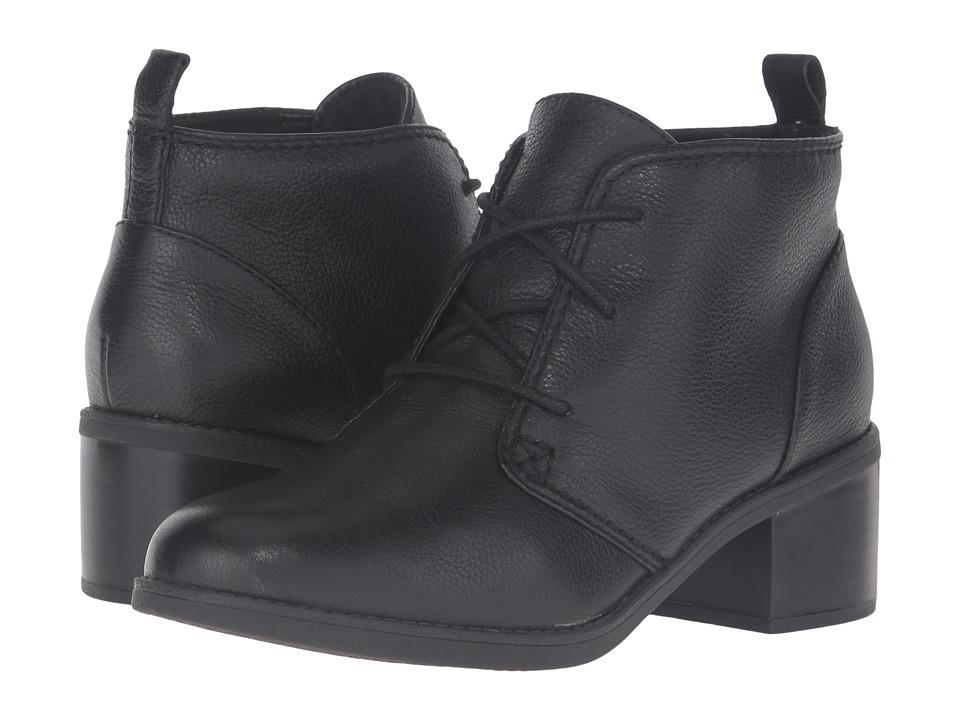 Clarks - Nevella Harper (Black Leather) Women