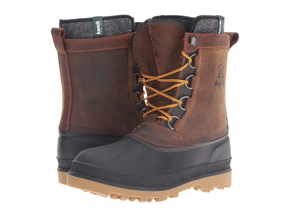 Kamik - William (Gaucho) Mens Cold Weather Boots