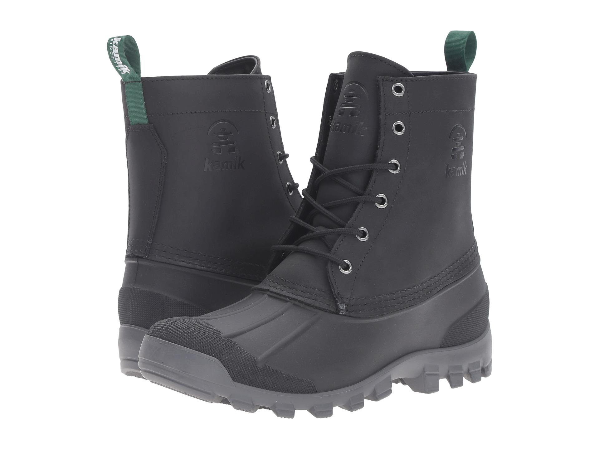 Kamik Yukon Short Boot (Men) | Review & Price Sale