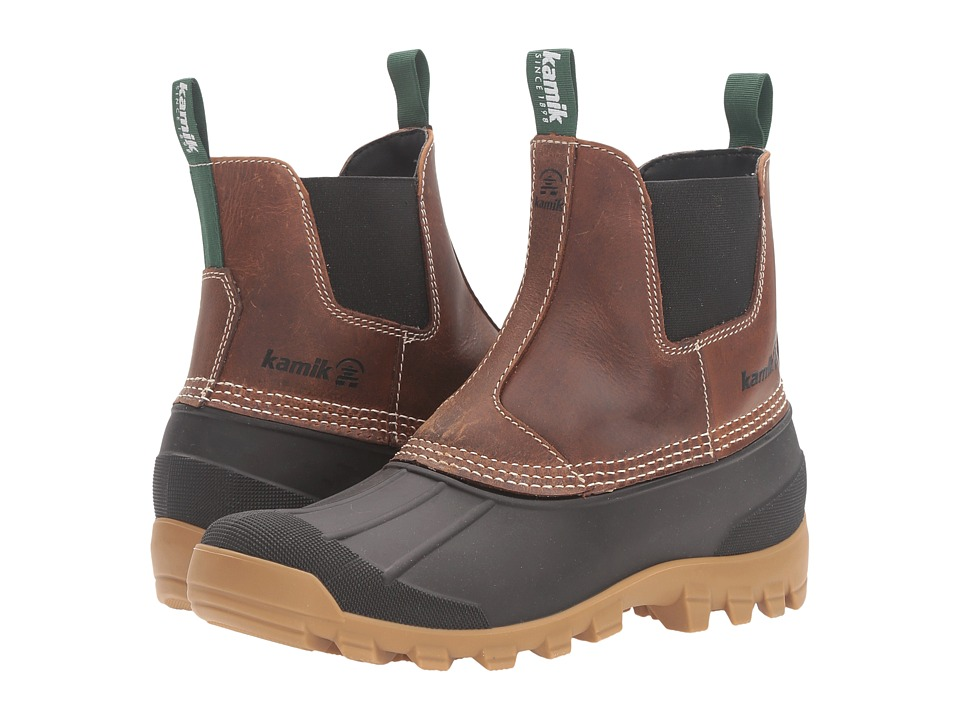 Kamik Yukon C (Dark Brown) Men