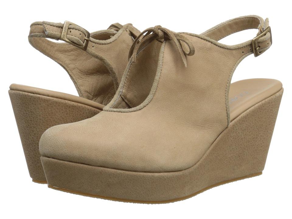 Cordani Fancy Natural Vintage Womens Wedge Shoes