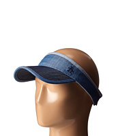Original Penguin - Color Blocked Chambray Visor