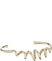 Alexis Bittar - Encrusted Spiral Cuff Bracelet