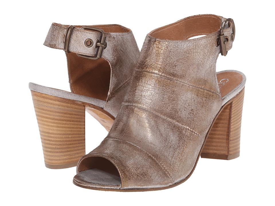 Cordani Blythe Copper High Heels