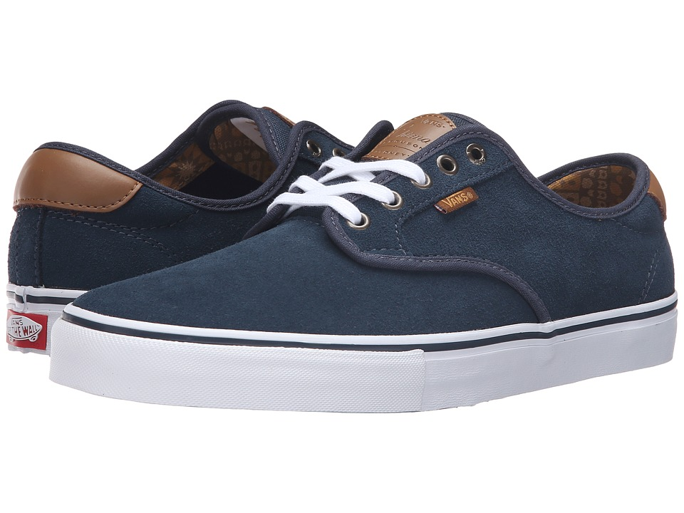 Vans - Chima Pro (Midnight Navy/White) Men