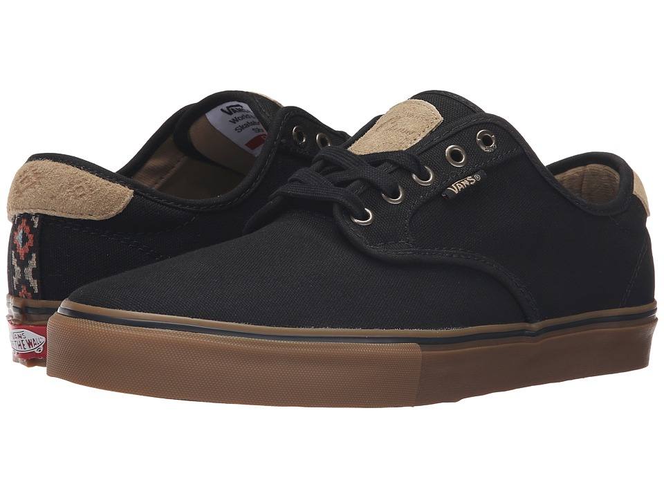 Vans - Chima Pro ((Native) Black/Gum) Men