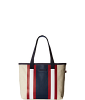 Tommy Hilfiger - TH Stripes - Painted Canvas Shopper
