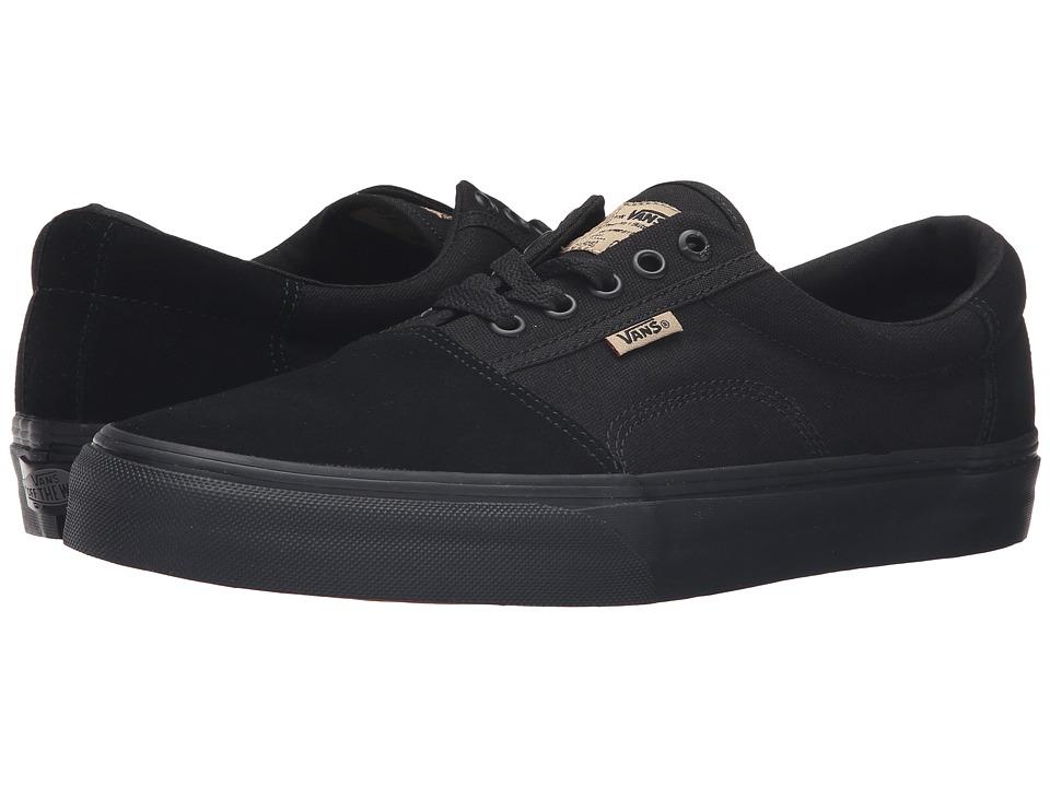 Vans Rowley [Solos] (Black/Black) Men