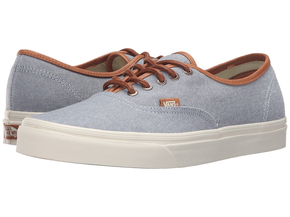 Authentic DX ((Brushed) Blue Mirage/Turtledove)
