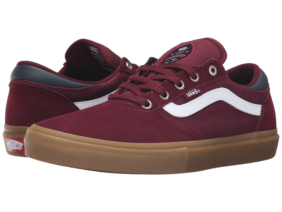 Vans - Gilbert Crockett Pro (Port Royale/Gum) Men