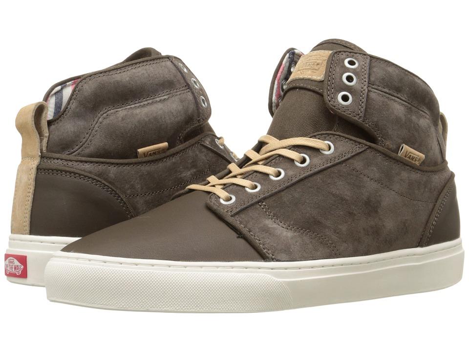 Vans - Alomar ((Leather/Nubuck) Wren/Marsh) Men