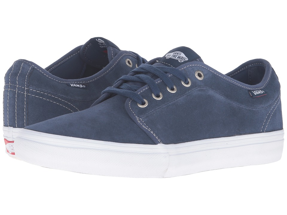 Vans - Chukka Low Pro ((Bandana) Insignia Blue) Men