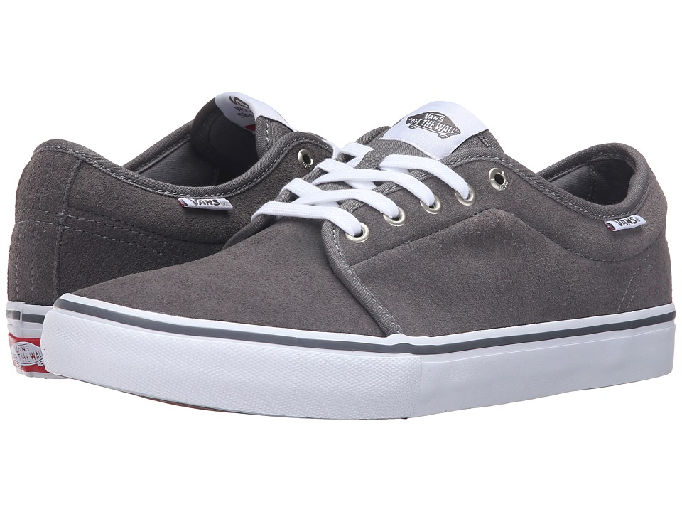 Vans - Chukka Low Pro (Grey/White) Men