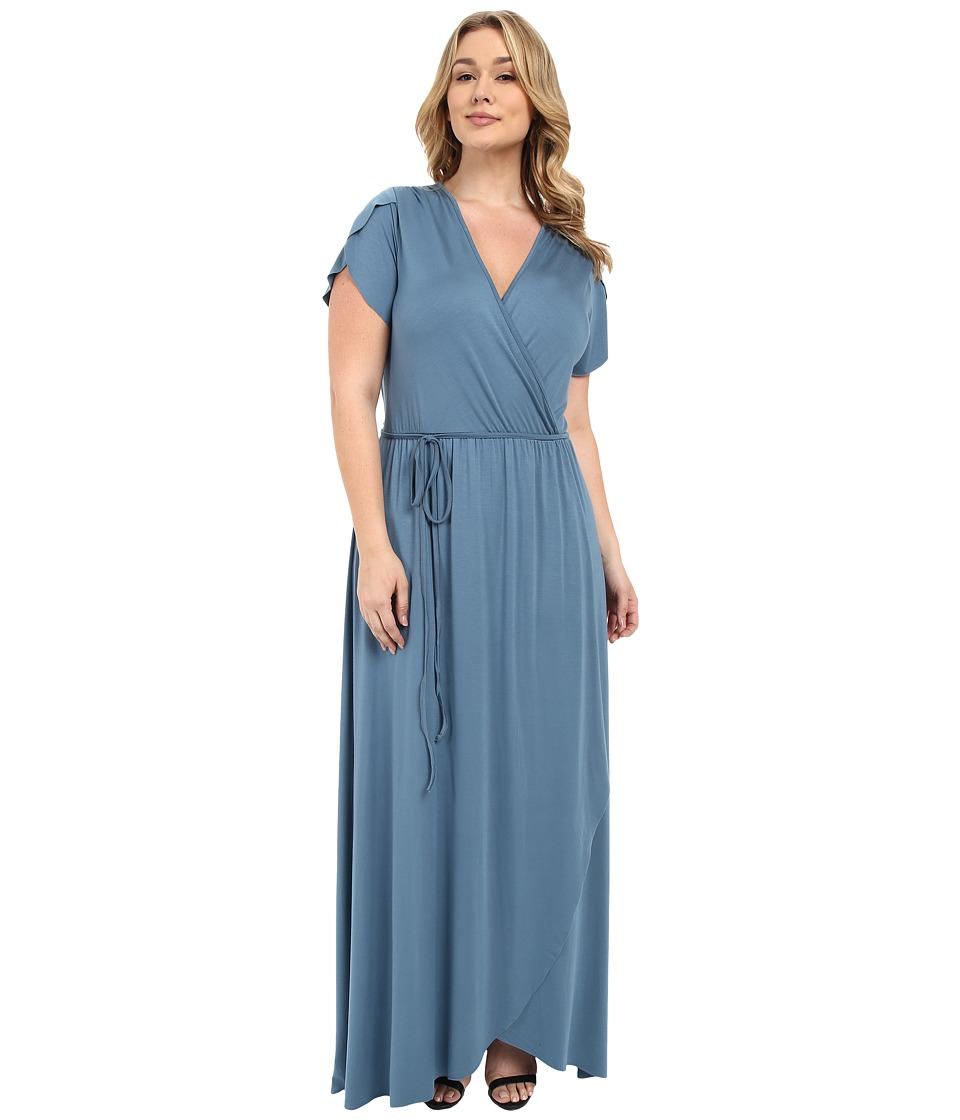 Rachel Pally Plus Plus Size Perpetua Dress Moonflower Womens Dress