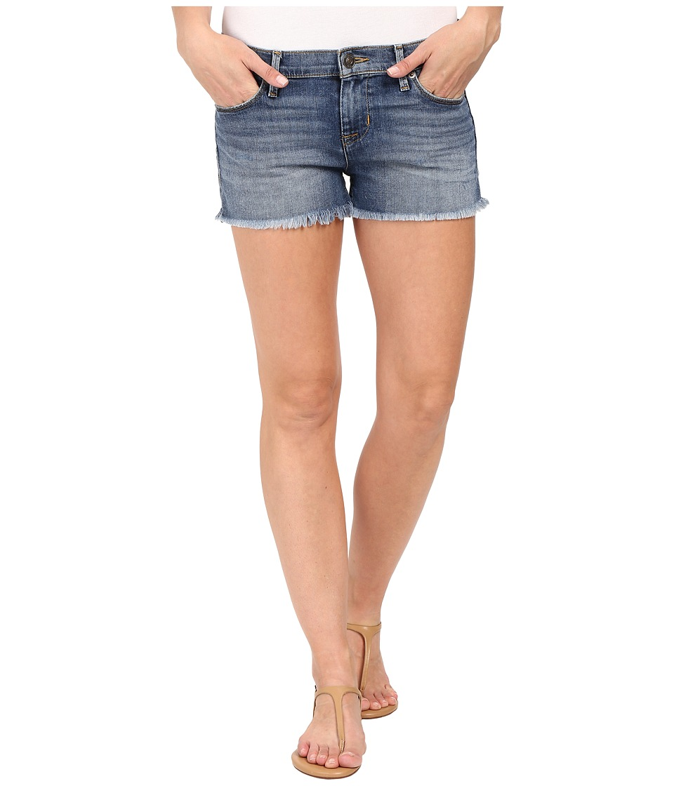 Hudson Amber Raw Hem Shorts in Dogwood Dogwood Womens Shorts