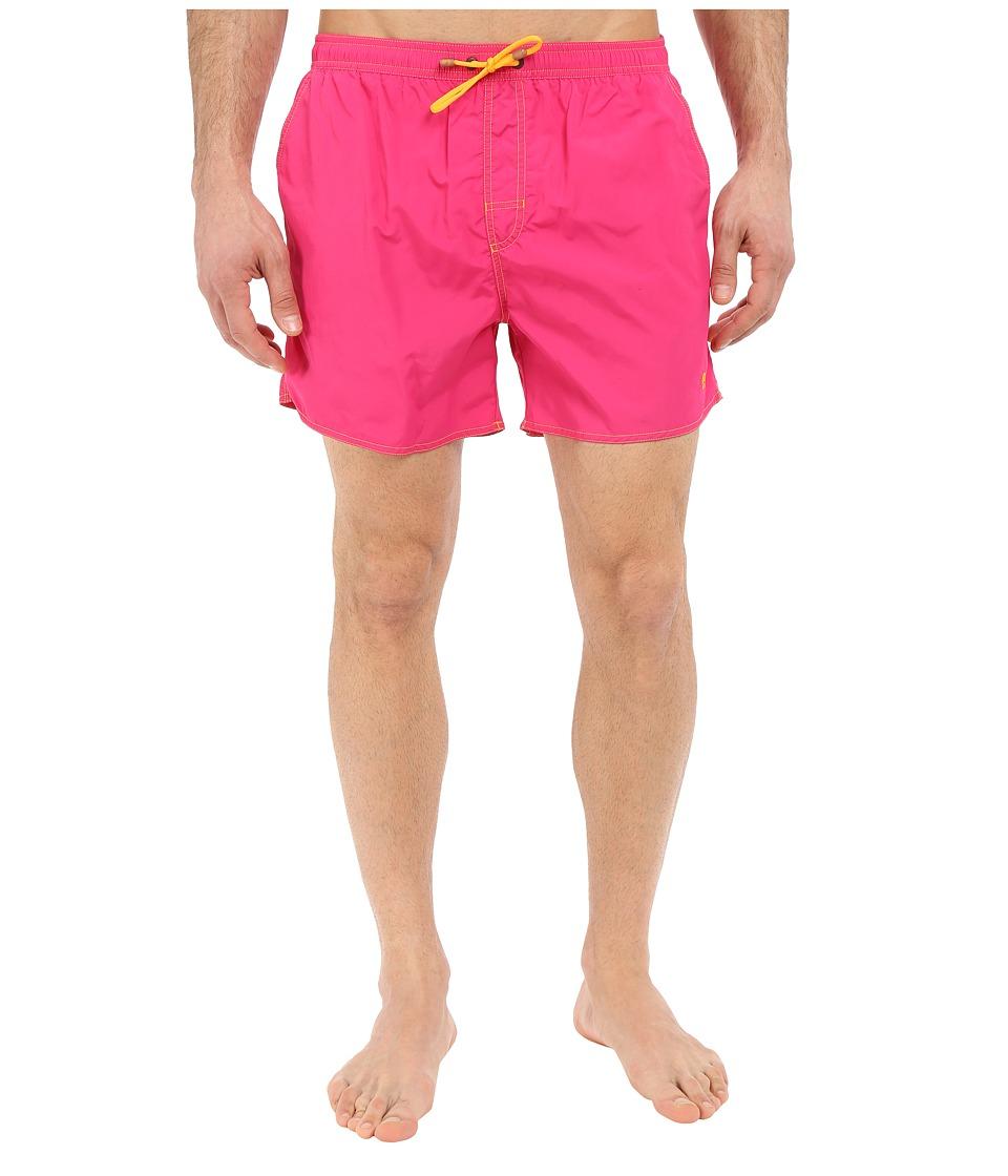 BOSS Hugo Boss Lobster 10155742 01 Swim Shorts Pink Mens Swimwear