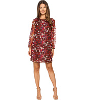 Just Cavalli - Pansy Embroidered Sheath Dress