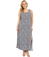 MICHAEL Michael Kors - Plus Size Wax Print Maxi Tank Dress