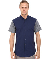Publish - Hans - Premium Oxford Short Sleeve Button Up