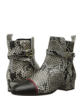 Just Cavalli - Laminated Crackle Crossover Sandal