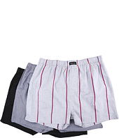 Kenneth Cole Reaction - 3-Pack Woven Boxers