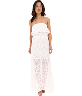 MICHAEL Michael Kors - Eyelet Tiered Maxi