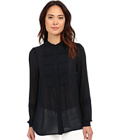 MICHAEL Michael Kors - Pin Tuck Top
