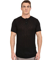 Publish - Amadeo - Mock Twist Knit Short Sleeve Henley