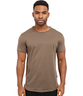 Publish - Sato - Premium Lightweight Cotton Knit Tee with Raw Split Edges