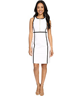 MICHAEL Michael Kors - Contrast Binding Dress