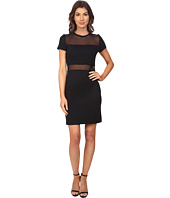 MICHAEL Michael Kors - Mesh Panel Dress