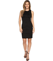 MICHAEL Michael Kors - Scuba Panel Zip Dress