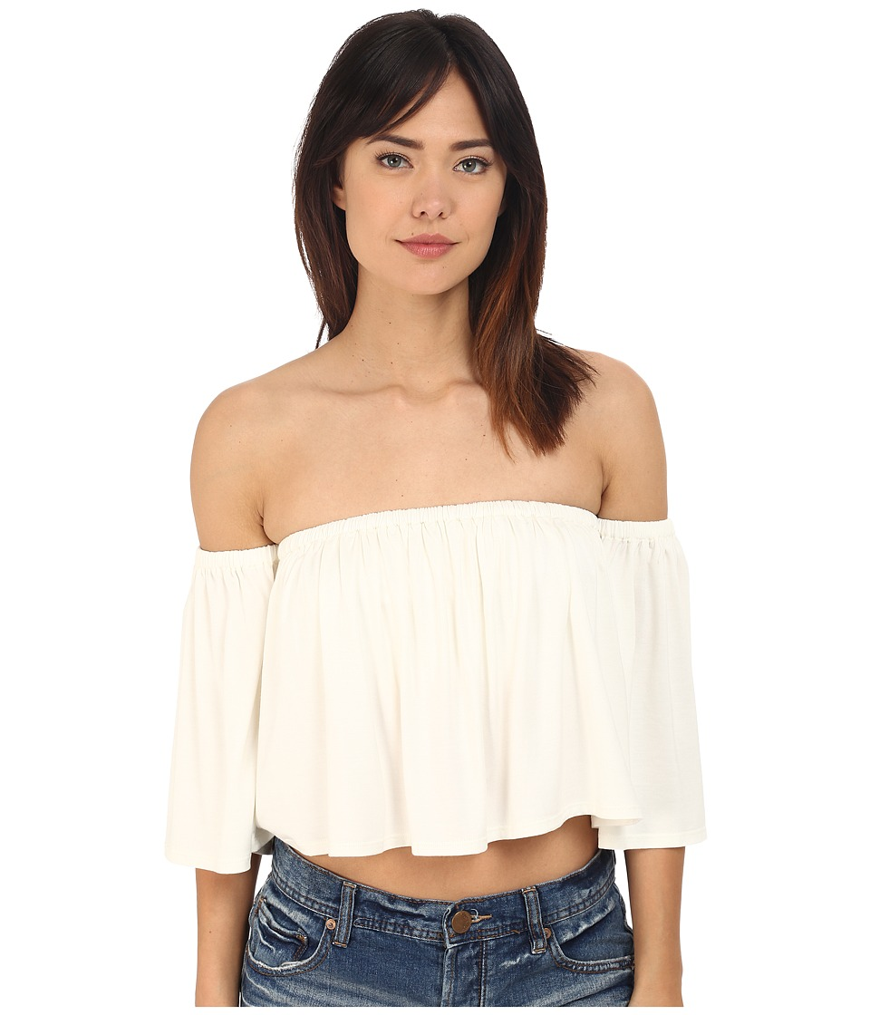 Rachel Pally Esmeralda Top White Womens Blouse