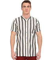 Publish - Kenzie - Vertical Stripe Cotton Button Down Shirt