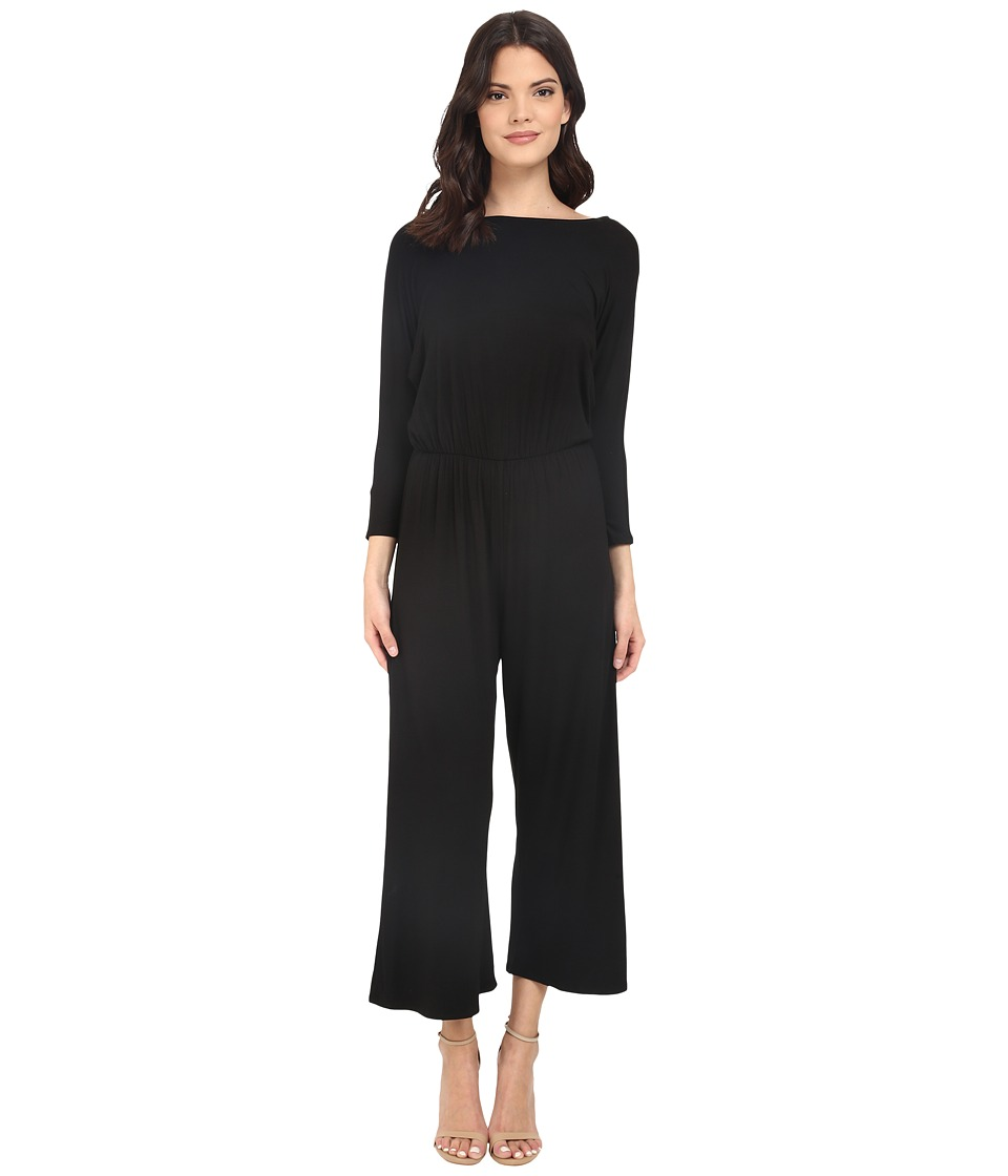Rachel Pally Jacob Jumpsuit Black Womens Jumpsuit Rompers One Piece