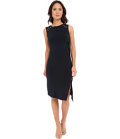 MICHAEL Michael Kors - Metal Trim Asymmetrical Dress