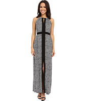 MICHAEL Michael Kors - Hagen Halter Border Dress