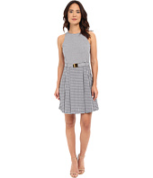 MICHAEL Michael Kors - Self Belt Dress