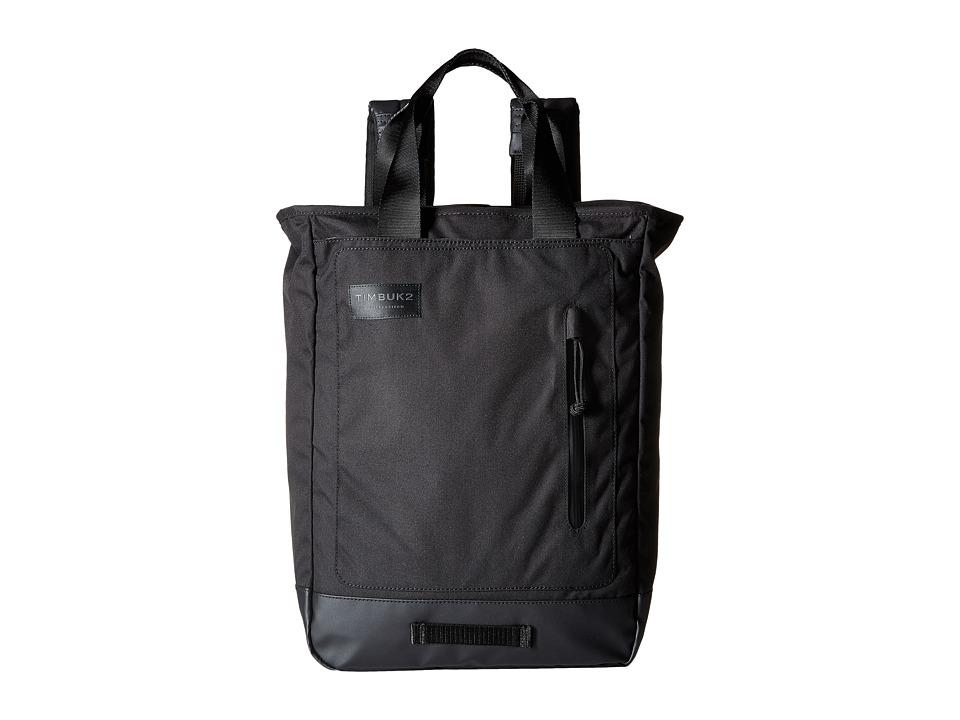 Timbuk2 - Heist Tote-Pack (Jet Black) Bags