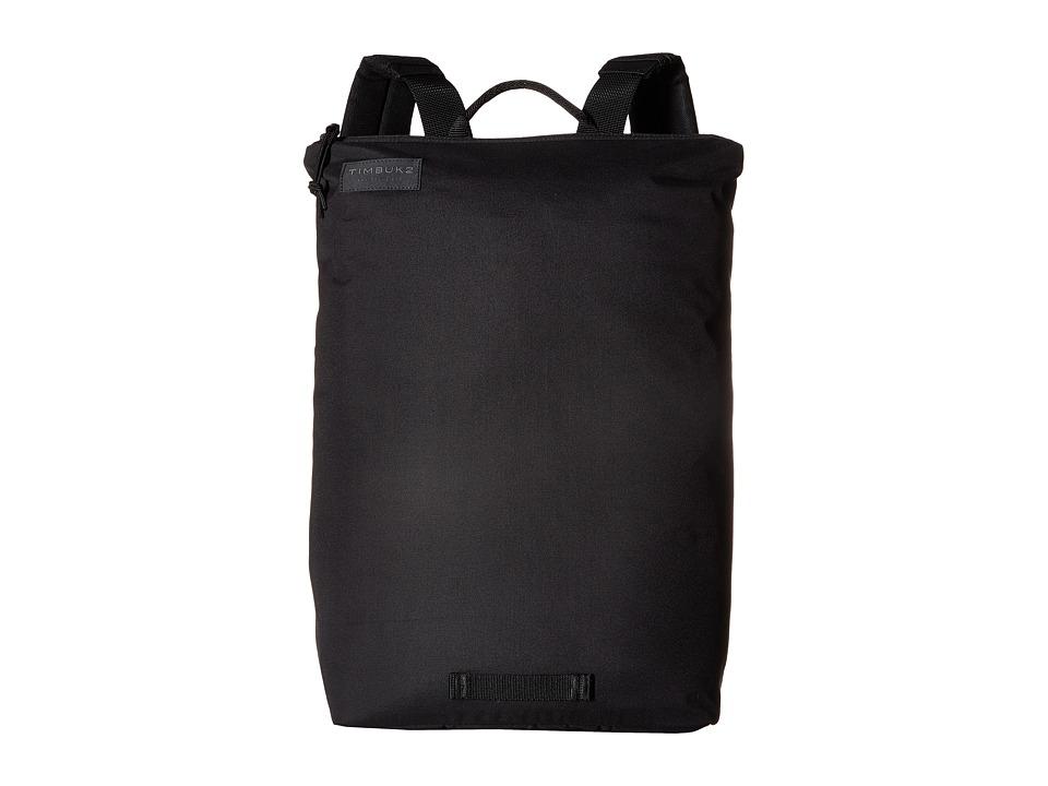 Timbuk2 - Heist Zip Pack (Jet Black) Bags